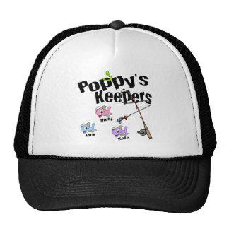 Poppy's Keeper's T-shirt Trucker Hat