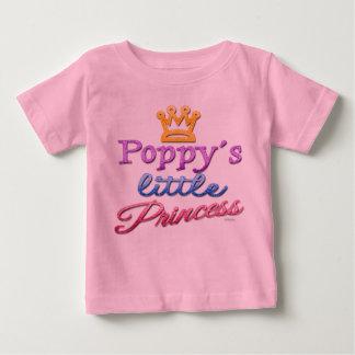 Poppy's Little Princess Baby Toddler T-Shirt