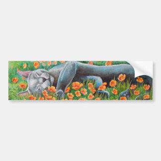 Poppy's Poppies Bumper Sticker