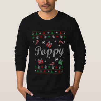 Poppy's Ugly Christmas T-Shirt