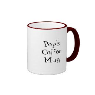Pops Diner Retro Customizable Coffee Mug
