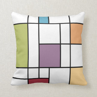 Pops Of Color Pillows
