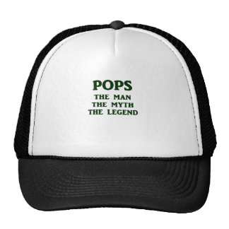 POPS the man the myth the legend Trucker Hat