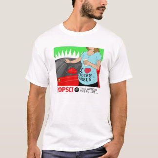 PopSci's This Week In The Future Tshirt