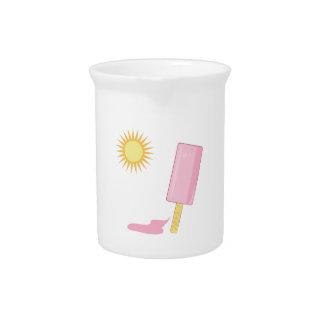Popsicle de fusión jarra