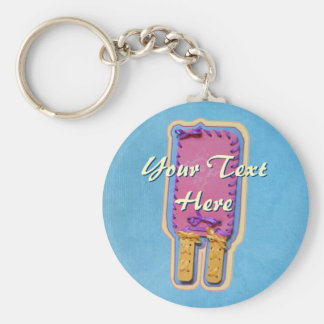 Popsicle Keychain