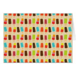 Popsicle Picnic Stationery Note Card