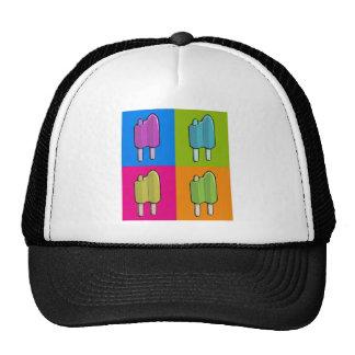Popsicle Pop Art Trucker Hat