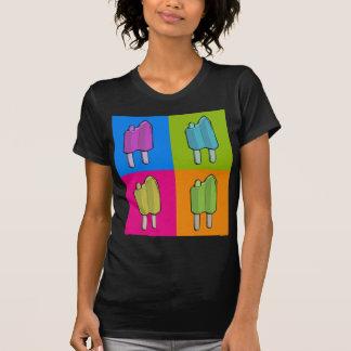 Popsicle Pop Art Tshirts