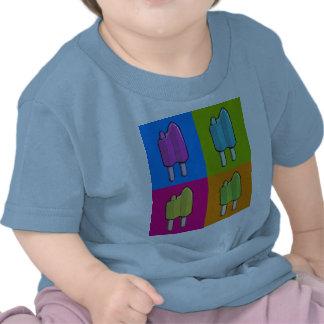 Popsicle Pop Art Shirts