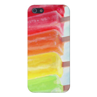 popsicle rainbow iPhone SE/5/5s case