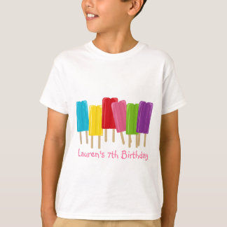 Popsicles and Polka Dots T-Shirt