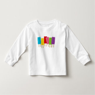 Popsicles and Polka Dots Toddler T-shirt