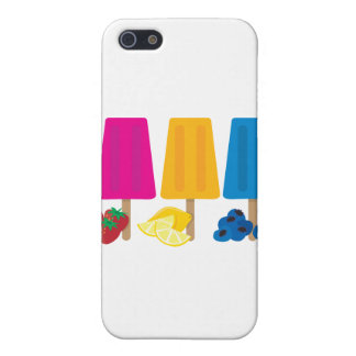 Popsicles iPhone 5 Fundas