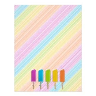 popsicles letterhead