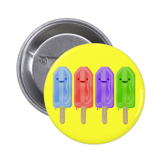 Popsicles Pinback Button