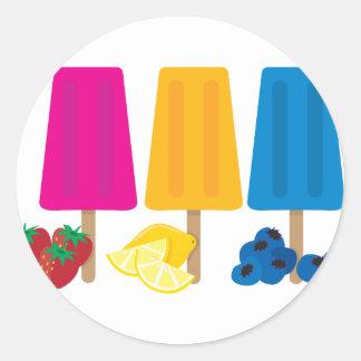 Popsicles Sticker