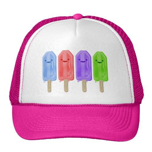 Popsicles Trucker Hat
