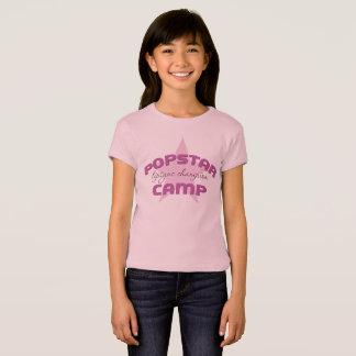 """""""Popstar Camp"""" T-Shirt"""