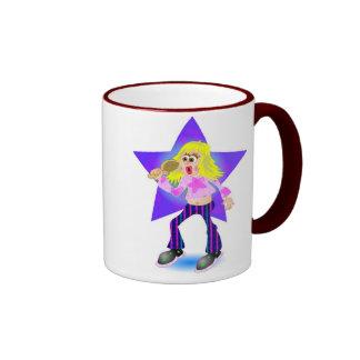 Popstar Ringer Mug