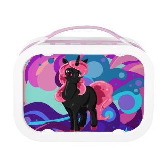 Popstar Unicorn Lunch Box