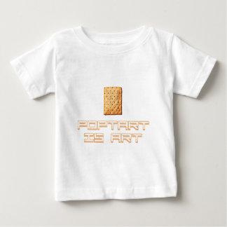 Poptart is art baby T-Shirt