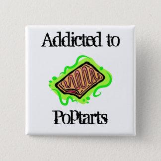 Poptarts Pinback Button