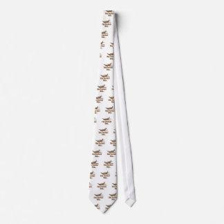 Popular Airplane Neck Tie