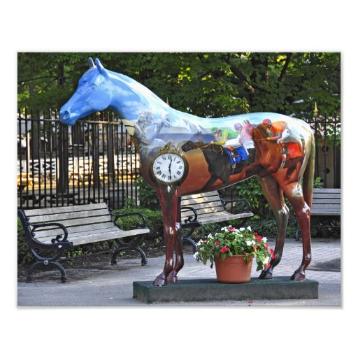 Popular Artistic Painted Horse Photo