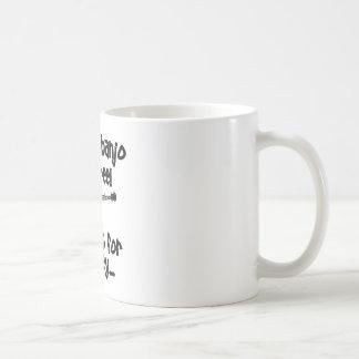 Popular Banjo Coffee Mug