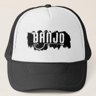 Popular Banjo Trucker Hat