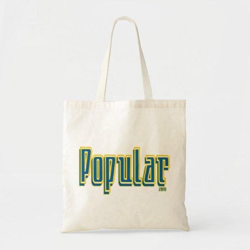 Popular Budget Tote Bag