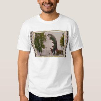 Popular Canadian Landmark Photography Shirt