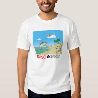 Popular esta camiseta de la semana de la ciencia playera