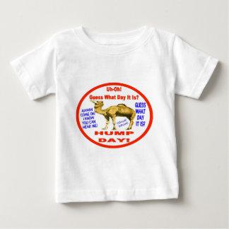 Popular Hump Day Camel Emblem Baby T-Shirt