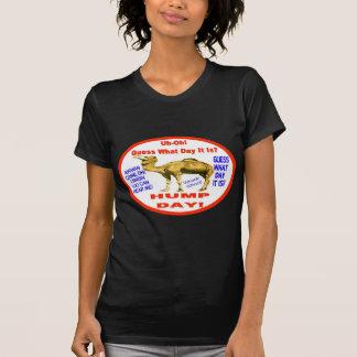 Popular Hump Day Camel Emblem T-Shirt