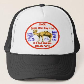 Popular Hump Day Camel Emblem Trucker Hat
