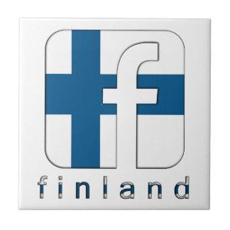 Popular impresionante único del logotipo de azulejo ceramica