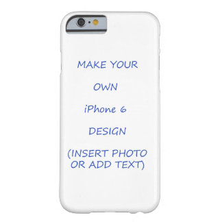 Popular iPhone 6 Case Template Insert Your Photo