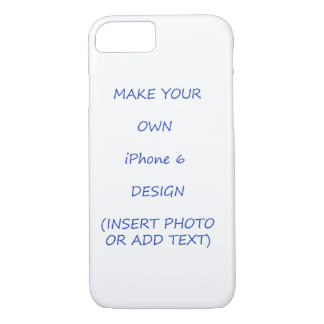 Popular iPhone 7 Case Template Insert Your Photo