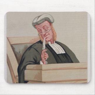 Popular Judgement Mouse Pad