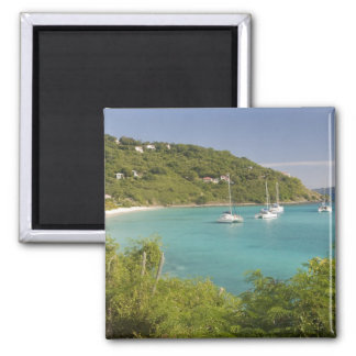 Popular moorings for bareboaters and charter 2 inch square magnet