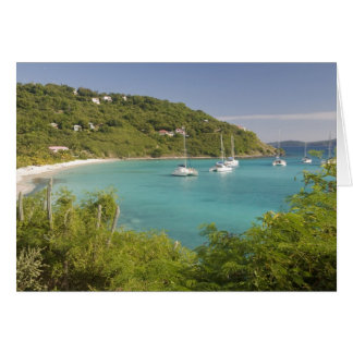 Popular moorings for bareboaters and charter card