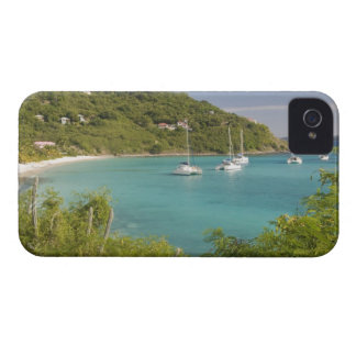 Popular moorings for bareboaters and charter iPhone 4 cover