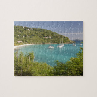 Popular moorings for bareboaters and charter jigsaw puzzle