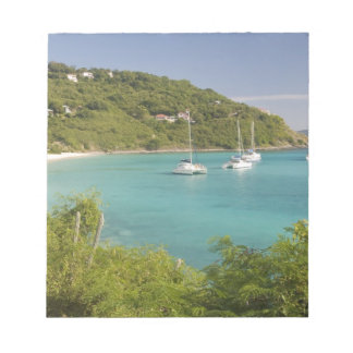 Popular moorings for bareboaters and charter notepad