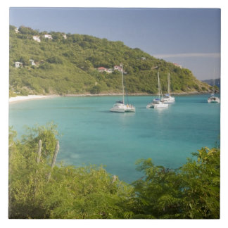 Popular moorings for bareboaters and charter tile