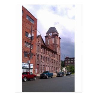 Popular Paper Company in Scranton, PA Post Card