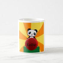 Popular Personalized Panda Bear Mug Gift Lover