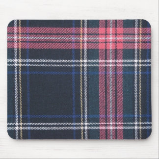 Popular Plaid Mouse Pad